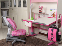 kids ergonomic table and chair for studying