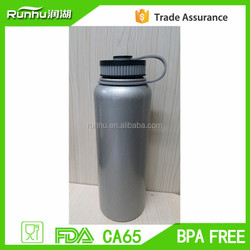 2015 New best selling products double walled stainless steel vacuum sport chinese thermo bottle with leak-proof cap RH511-1200