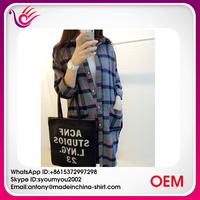 New design fashion low price ladies tops