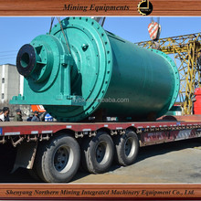 ISO certificate capacity 120t/h best selling ball mill price