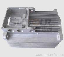 aluminum die casting motor parts