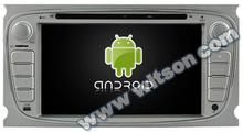 WITSON Android 4.0 OS Pantalla táctil capacitiv auto radio navegación reproductor dvd para coche FORD MONDEO FOCUS S-MAX GALAXY
