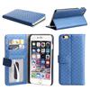 3d slots Fashion design cellphone case for iphone 6 plus