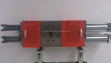 alibaba express polymer screen changer with backflush system