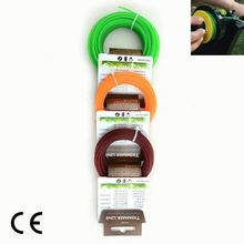 Chaoneng grass trimmer spare parts nylon string, nylon line for garden tools