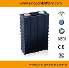 Shenzhen Sinopoly Solar 100AH Li-ion / Lithium iron Phosphate Battery for Electric Cars / 12V Battery Pack / Modular UPS