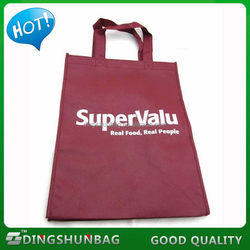 Best quality factory direct personalized nonwoven bag with printing