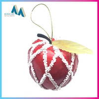 buy wholesale from china christmas ball apple ornament