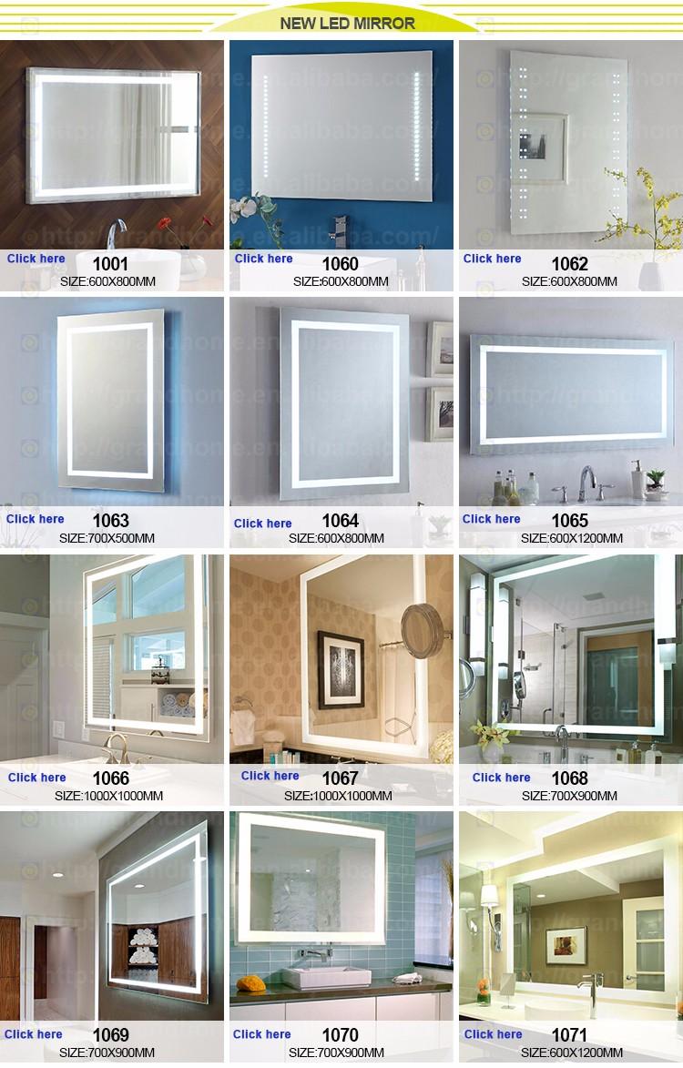Miroir Salle De Bain Wifi ~ wifi bluetooth musique salle de bains hollywood clair e miroir avec