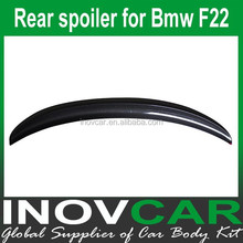 New Desigin 2 Series Carbon Fiber F22 Car Spoiler for BMW F22 228i M235i rear spoiler