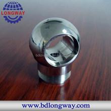 custom metal machining services