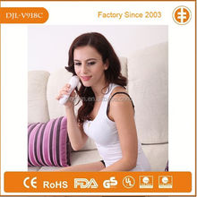 Mini handheld vibrating body massager with UL GS approval