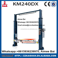 2015 best mini car lift price for sale/auto car lifter / low price car lift for sale KM240DX
