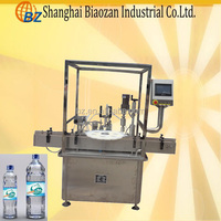 Bottles Packaging Type and New Condition Automatic Water Filling Machine