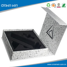 High Quality Cheap Recycled Paper Packaging Rigid Luxury Gift Box
