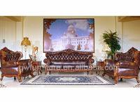 royal classical hotel carving sofa set A88