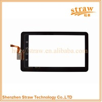 Transparent Glass+Glass Capacitive Multi Touch Screen Touch Panel with Different Sizes