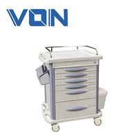 medical dressing trolley , medical dressing cart , hospital furniture