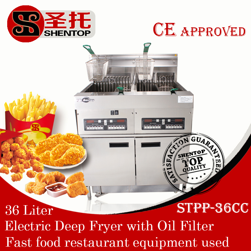 Fast food equipment photos crowdbuild for for Cuisine commerciale equipement