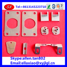 China made high precision custom titanium productitanium stamping parts ts stamping , supplier In Dongguan
