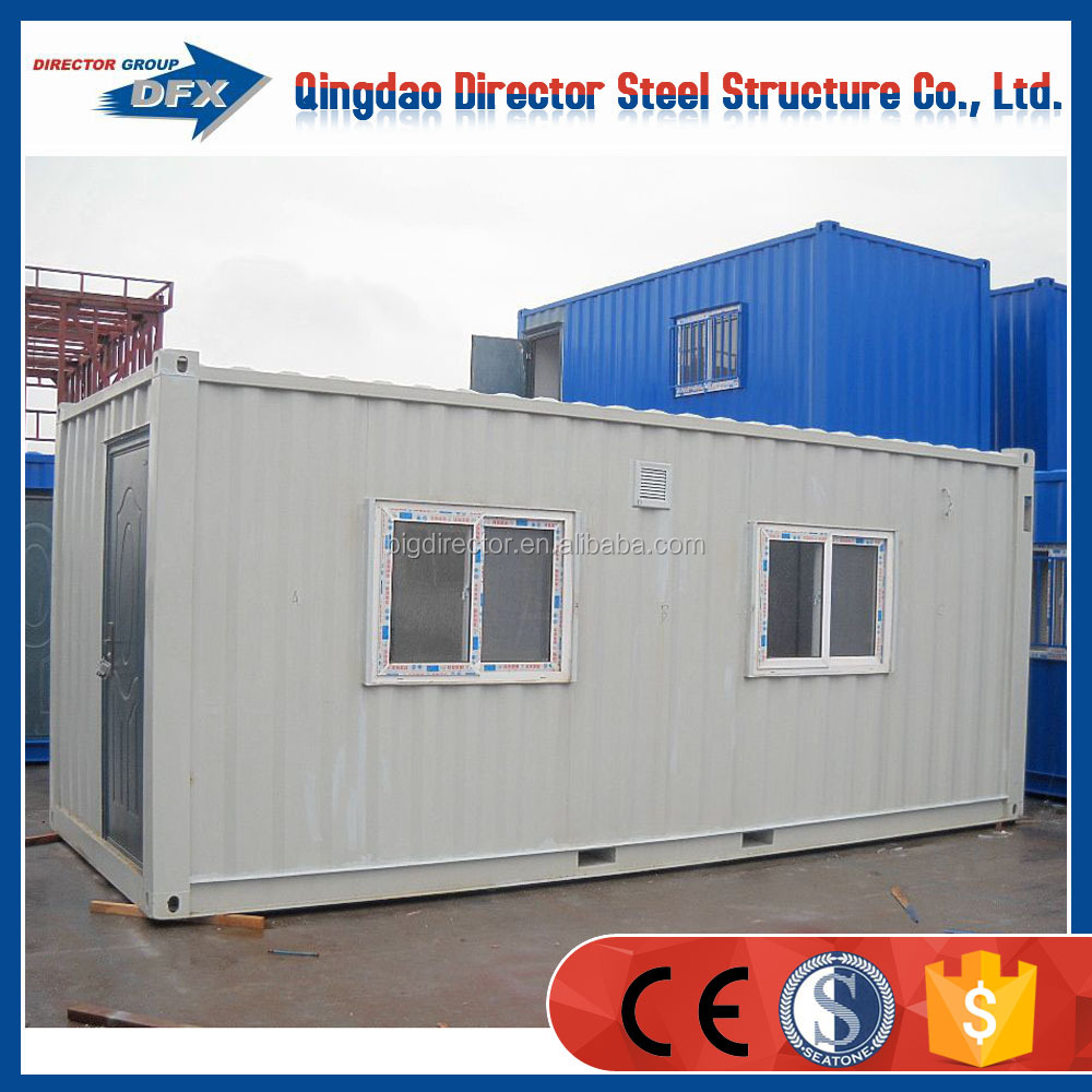 Two story villa type container house buy two story for Villa container
