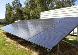 New product 2014 1kw/2kw/3kw/5kw/10kw 120v solar panel 250wp for Pakistan/ Karachi/ Lahoer