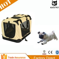 High quality cheap custom deluxe pet carrier