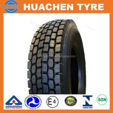 Ridial pneus du nouveau michelin truck pneus 385 / 65r22.