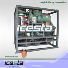 ICESTA 20T~30T tube ice making plant sale for entertainment