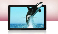 27 inch android WIFI wireless TFT LCD digital advert media signage display player