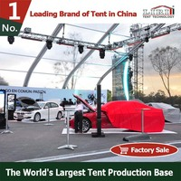 Outdoor Giant Display PVC Marquee Tent Structure for Exhibition
