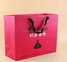 2015 cheap private label paper bag/ gift bag design/ carry private label paper bag fr retail store