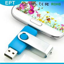 2015 Customized Logo Mobile Phone OTG USB Flash Drive