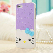 Hot cute cartoon plastic hard cover for iphone 5,for iphone 5 cute design painting case wholesale