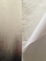 marine tape self adhesive flame retardant aluminum foil fiberglass tape