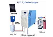 3kw Single phase DC to AC home use small power inverter with UPS fuction