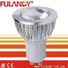 5w gu10 led light bulb shenzhen led mr16 smd 5630/Bridgelux 3W /5W GU10 LED COB Bulb Dimmable