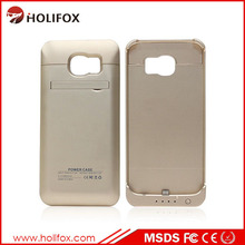 Multi-colour Protective battery power case for Samsung S6