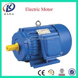 Y series AC three phase electric motor 4kw 5.5hp