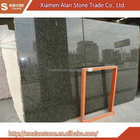 hot-selling high quality low price thin granite slabs verde ubatuba