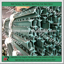 Manufacturer! Hongrui High Quality Green Vineyard Metal Post Make Your Vineyard Perfect!