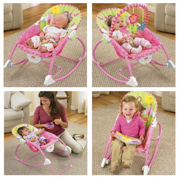 Exclusiva silla mecedora bebe m sica y vibraciones silla for Sillas para dormir