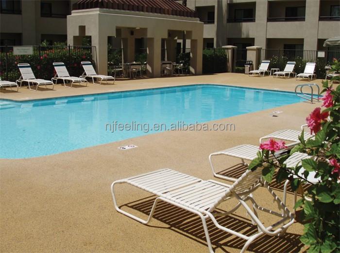 Rubber Swimming Pools : Waterproof outdoor swimming pool rubber flooring g y