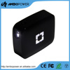 High Quality Promotion Backlight Logo 5200mAh Usb Mobile Power Bank