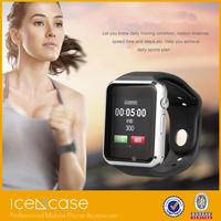 2015 Watch phone W8 M30 Smart Watch Phone 1.54 inch SIM Card TF Card Camera Android Bluetooth Watch