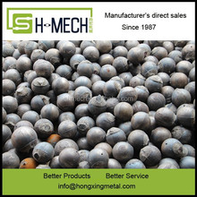 High chrome low price 120mm grinding ball for mine
