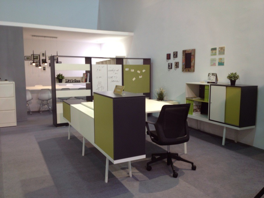 New Open Plan Office Furniture Solutions  Home Office Furniture