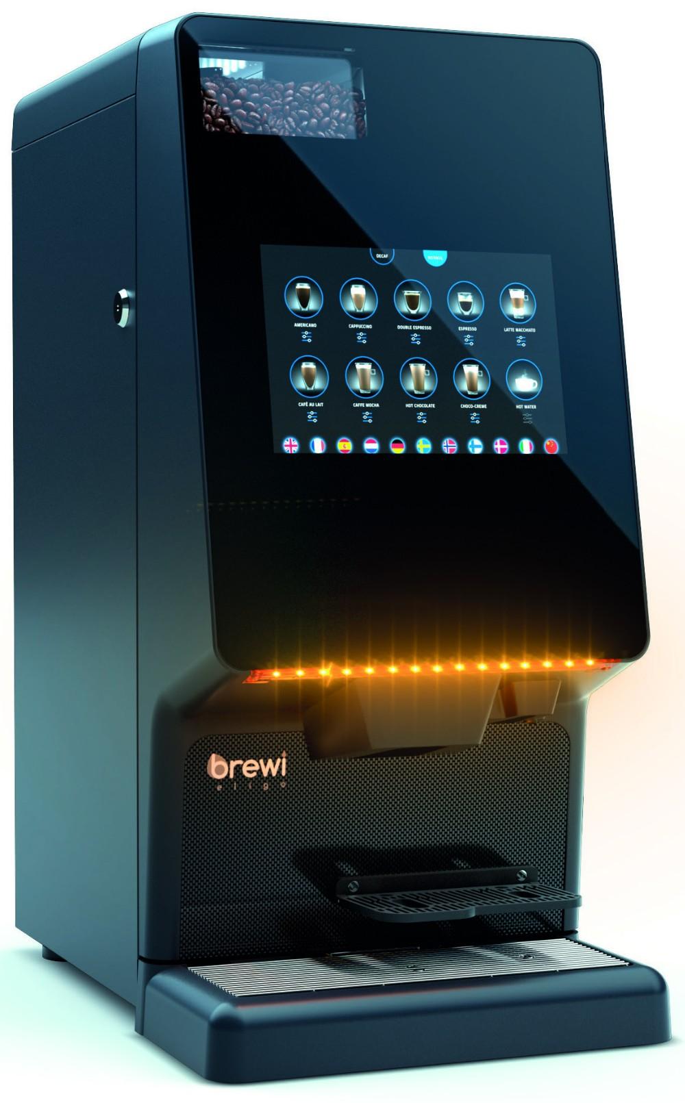 sapoe automatique dynamique tactile cran commerciale broyage expresso grain la tasse machine. Black Bedroom Furniture Sets. Home Design Ideas
