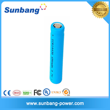 Factory price 14430 3.7v 650mah rechargeable battery electric scooter battery made in China