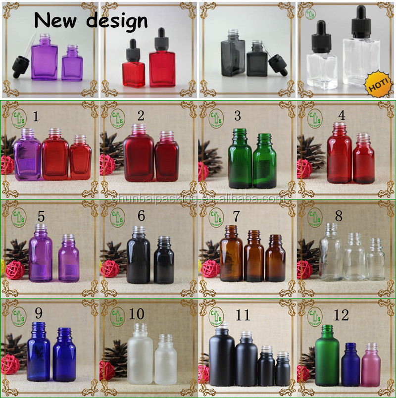 Chunbai Bottle 30ml Unique
